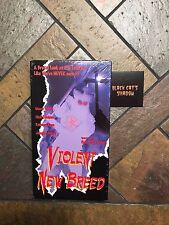 Violent New Breed (VHS, 1999) SOV Horror Brand New
