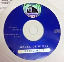 RADIO SHOW: HOUSE OF BLUES 7/5/97 STEVE MILLER, HOWLIN WOLF, ACE CANNON,TIMOTHEA