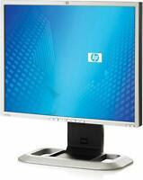"""HP LP1965 19"""" TFT Monitor Display DVI IPS 48,3 cm mit schwenkbaren Fuss"""