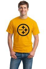 Pittsburgh Steelers T-Shirts-SweatShirts-Hoodies GOLD
