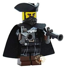 LEGO MINIFIGURES SERIE 17 MINIFIGURA HIGHWAYMAN MYSTERY CHARACTER 71018 ORIGINAL