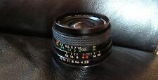 Vintage Lens PORST Super-WW-AS MC G Ø49 1:2.8/28mm (Pentax PK mount)