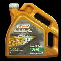 Castrol Edge Titanium FST 10W-60 4L Supercar - BMW M-Modelle, VW 50101, VW 50500