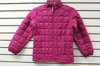 Marmot Girl's 600 Duck Fill Sol Down Jacket Berry Rose 93230 Brand New With Tag