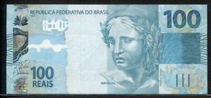 Brazil 2010, 100 Reais, P257, GEM UNC