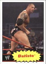 2012 Topps Heritage WWE #44 Batista