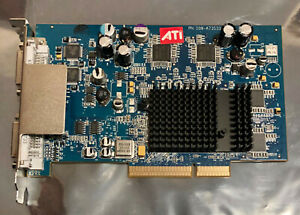 ATI Radeon 9600 Pro 256MB Retail Mac Edition PCI Dual DVI Power Macintosh G5