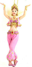 Nutcracker Ballet Arabian Coffee Dancer 6 Inch Resin Christmas Ornament New