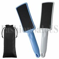 Frosting Foot File Pedicure Skin Corns Callus Remover Foot File LARGE Plate 2pcs