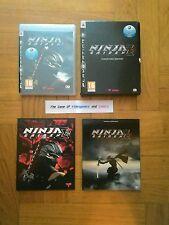 Ninja gaiden sigma 2 collector's edition ps3 pal italiano come nuova