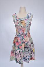 Kleid Sommerkleid mit Blumenmuster von Matalan, Gr. 152 158, neu