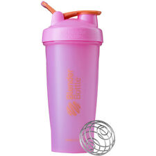Blender Bottle Special Edition 28 oz. Shaker with Loop Top - Flamingo