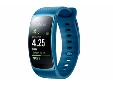 Samsung Gear Fit2 [Größe S] blau - AKZEPTABEL
