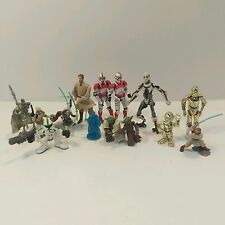 Star Wars Figurines Toys Figures Lot of 14
