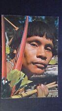 CPSM BRESIL INDIO DO POVO UAIKA DA TRIBO MOKARINXINOBETERI AMAZONIE