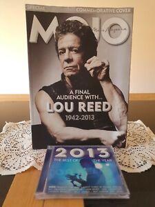 Mojo Magazine January 2014 - CD Best Of 2013 / Lou Reed/ Kings Of Leon ETC