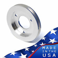 Ford FE Engine Crankshaft Pulley 390 427 428 1V Crank Billet Aluminum Underdrive