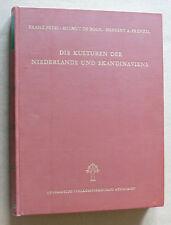 Handbuch der Kulturgeschichte - Abt. II - Kulturen Niederlande und Skandinavien