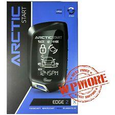 Arctic Start Edge 2X 2-Way 1-Mile Range LCD Remote Upgrade Kit RF AR2WT10 SS