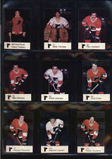 1980-81 QUEBEC REMPARTS HOCKEY TEAM SET OF 22 CARDS LOT1910
