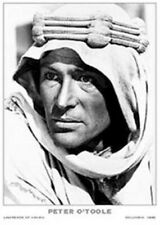 PETER O'TOOLE ~ LAWRENCE OF ARABIA PORTRAIT 24x34 MOVIE POSTER NEW/ROLLED!