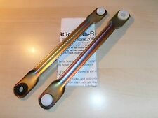 """SNAP ON""BRAND NEW PUSH ROD SET FIAT STILO.WIPER MOTOR LINKAGE.2000 to 2007"