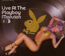 Live at playboy manoir = sinclar/FERRER/afromento/tucker/ESG... = groovesdeluxe!