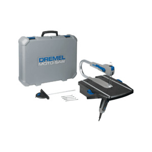 Dremel Moto Saw MS20 Scroll Saw MS20-1/5 2 In 1 Scroll Saw 240v F013MS20JB