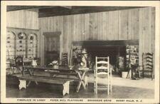 Short Hills NJ Paper Mill Playhouse INTERIOR Postcard jrf