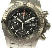 BREITLING Chrono Avenger E13360 Automatic Titanium Men's Watch_507044