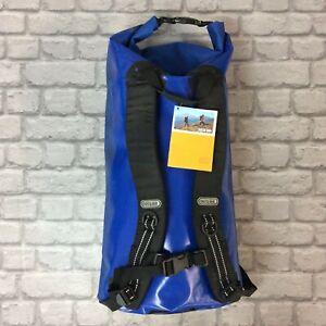 ORTLIEB X-PLORER M 35L BLUE WATERPROOF SACK DRY BAG BACKPACK  AD