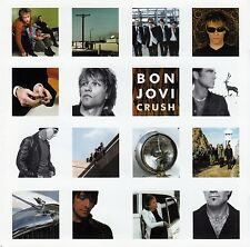 BON JOVI - CRUSH / CD - NEU