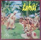 Régionalisme 33 tours 25 cm Chants et danses de Tahiti Ballet Polynésien Heiva