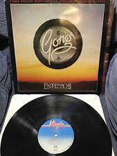 Gong – Expresso II LP (Pierre Moerlen, Allan Holdsworth) 1st press UK