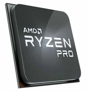 AMD Ryzen 3 PRO 3200GE Quad-Core Prozessor 3.3GHz AM4 35W Stromsparend