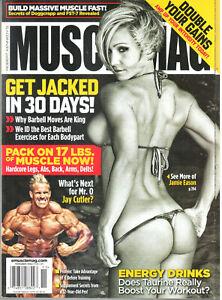 MuscleMag International - Bodybuilding November 2010 #342