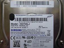 750 GB Samsung HD753LJ / 480311CQ702208 / 2008.07 / BF41-00206B REV5  hard disc