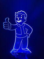 Vault Boy fallout light