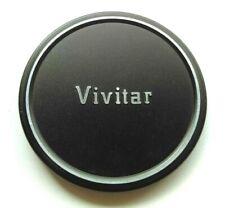 Vivitar 58mm Slip-on Metal Lente Tapa-En muy buena condición