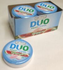 16 Ice Breakers Duo Fruit + Cool Watermelon Mints 1.3oz tins