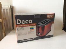 Deco Electric 2-slice Toaster.
