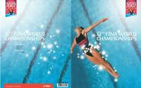 12th FINA WORLD CHAMPIONSHIPS STAMP PACK - EXCELLENT as NEW MINT Cond