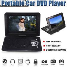 7.8/9.8/13.9/18.8 inch Mini Portable DVD Player HD TV VCD CD CD-R/RW Multimedia