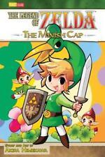 The Legend of Zelda 8 - The Minish Cap by Akira Himekawa Paperback Book 9781