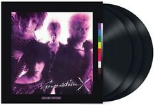 Generation X - Generation X - New Expanded Vinyl 3LP
