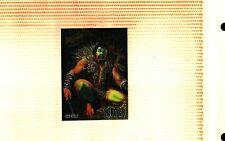 1995 Fleer Ultra Spider-man Golden Web Insert Card # 4 of 9 Near Mint Condition