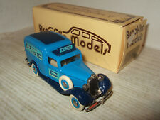 White Metal Brooklin Models, BRK 16A 1935 Dodge Van City Ice Delivery in 1:43