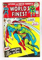 WORLD'S FINEST 212 (NM-) ATOM (FREE SHIPPING) *