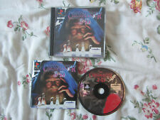 Chessmaster 3d Sony Playstation 1 ps1 Game UK PAL Schach