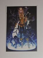 New Mutants Dead Souls #1 Virgin SIGNED by Mark Brooks Variant with COA